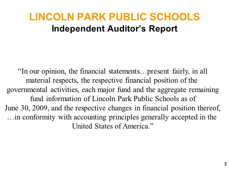 LINCOLN PARK PUBLIC SCHOOLS 2009 GENERAL FUND EXPENDITURES Where The Money Goes Total Expenditures of $37,518,606