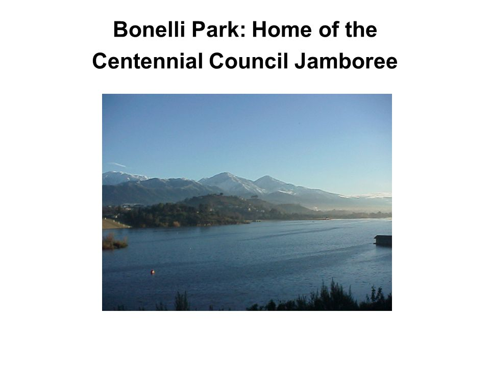 Bonelli Park: Home of the Centennial Council Jamboree