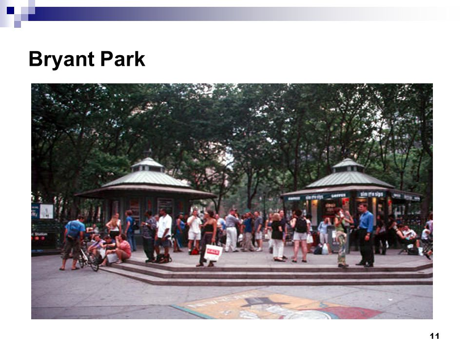11 Bryant Park
