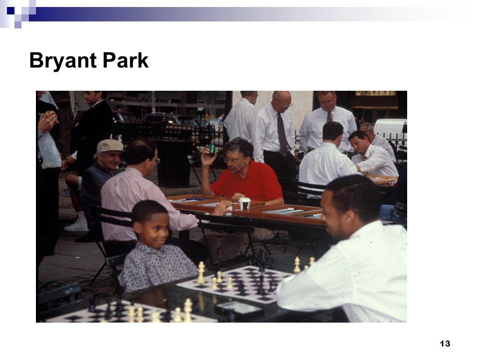 13 Bryant Park