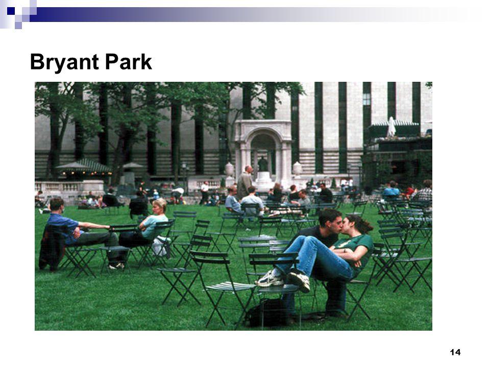 14 Bryant Park