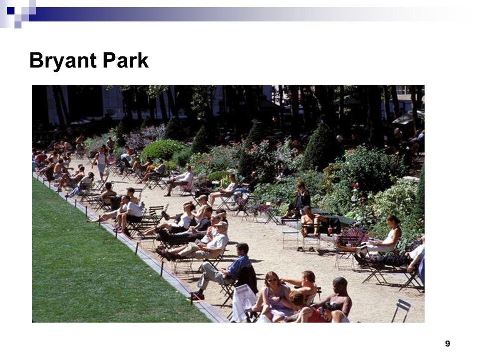 10 Bryant Park