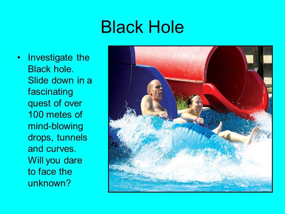 Black Hole Investigate the Black hole.