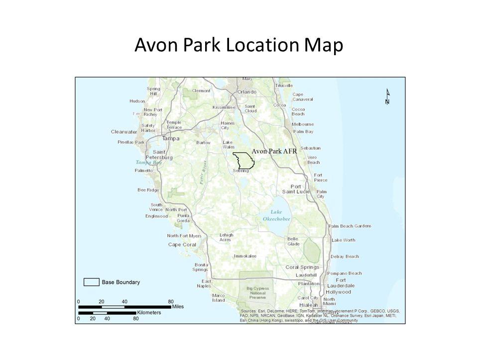 Avon Park Overview Map