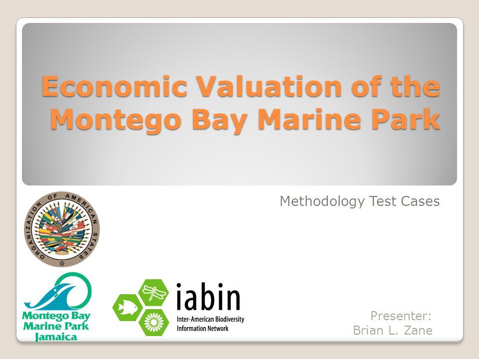 Anomalies – Marine Park Revenue Marine Park Category (Zero Rated) – WHY.