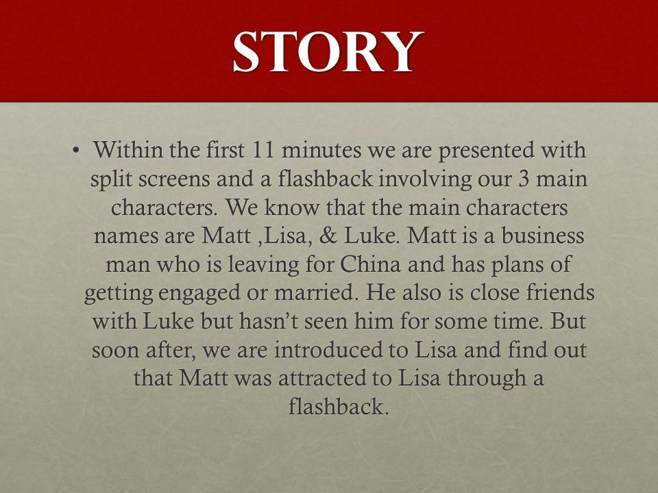 LukeLuke Luke is Matts best friend.He is used by Alex who only wants information about Matt.