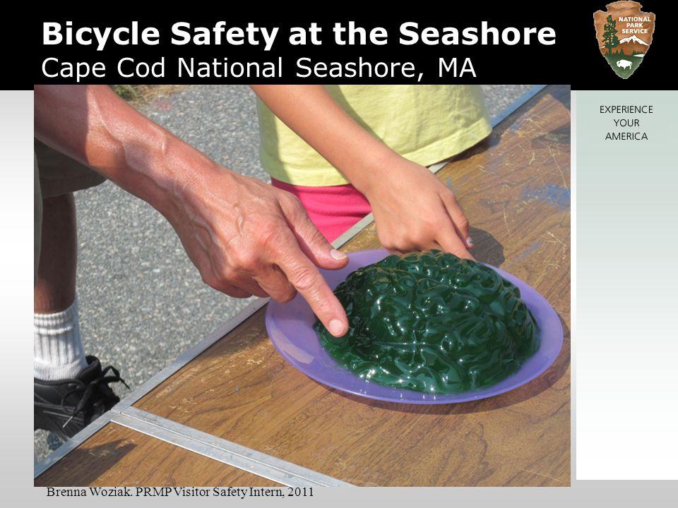 Bicycle Safety at the Seashore Cape Cod National Seashore, MA Brenna Woziak.