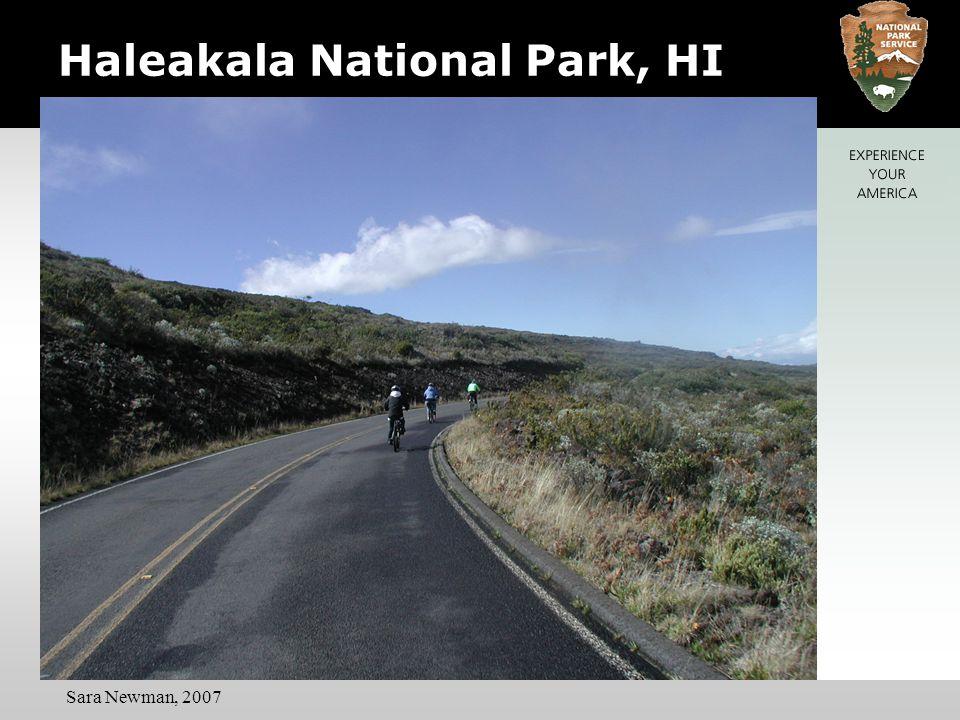 Haleakala National Park, HI Sara Newman, 2007