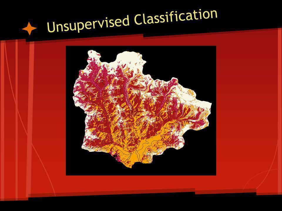 Supervised classification
