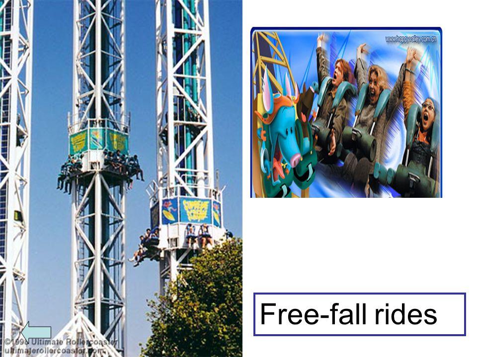 roller-coaster rides