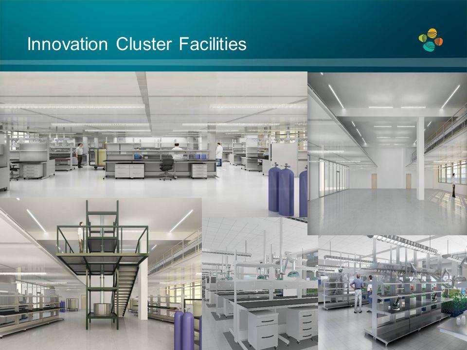 Innovation Cluster Facilities 17