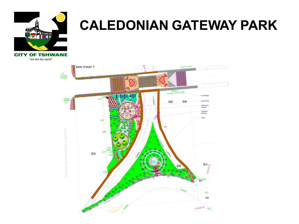 CALEDONIAN GATEWAY PARK