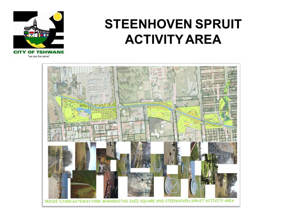 STEENHOVEN SPRUIT ACTIVITY AREA