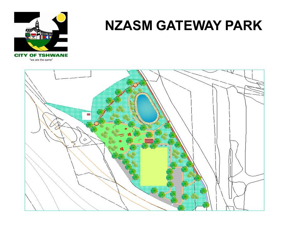 NZASM GATEWAY PARK