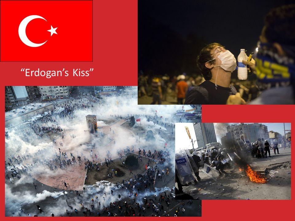 Erdogans Kiss