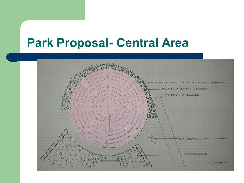 Park Proposal- Central Area