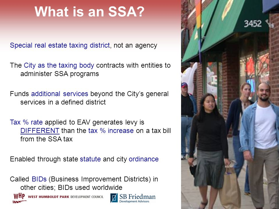What is an SSA.