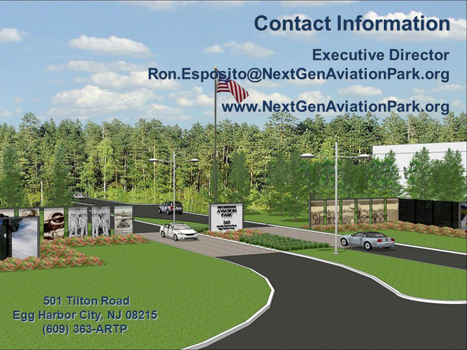 16 Aviation Research and Technology Park, Inc.