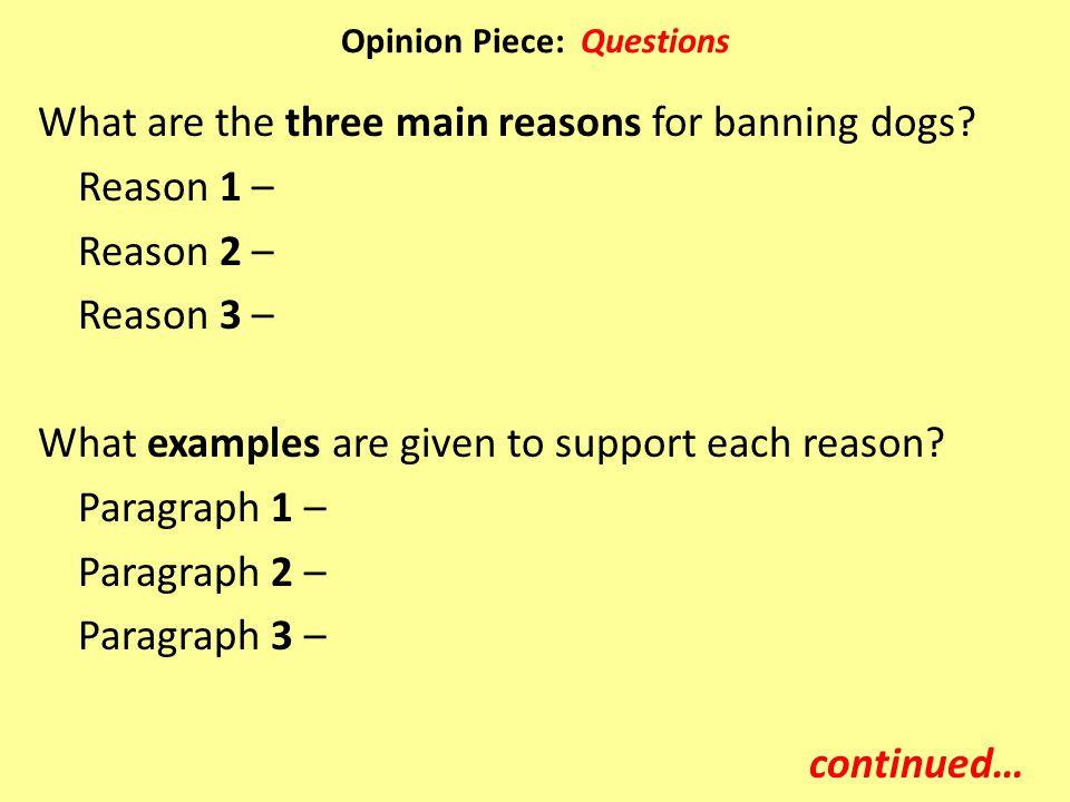 sample discursive essay