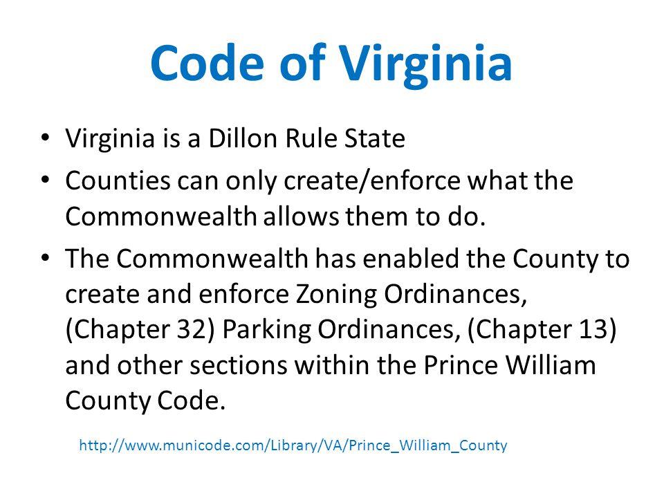 Property Code Enforcements Role