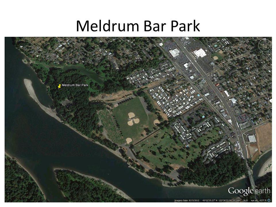 Meldrum Bar Park