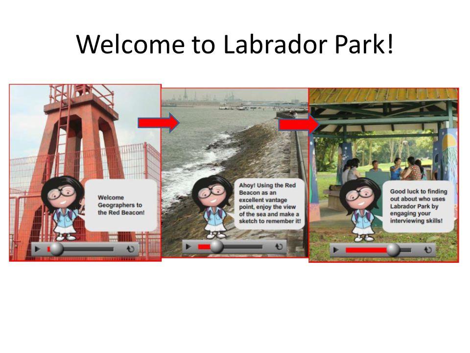 Welcome to Labrador Park!