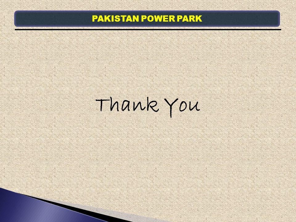 Thank You PAKISTAN POWER PARK