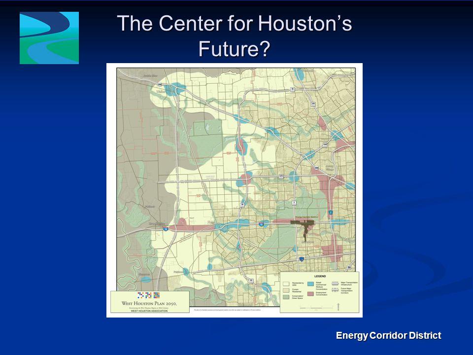 West Houston Trails Master Plan Energy Corridor District National Park Service/ Rivers, Trails & Conservation Assistance Program