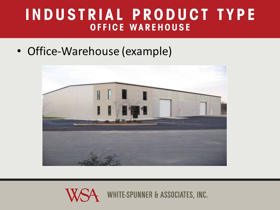 Office-Warehouse (example)