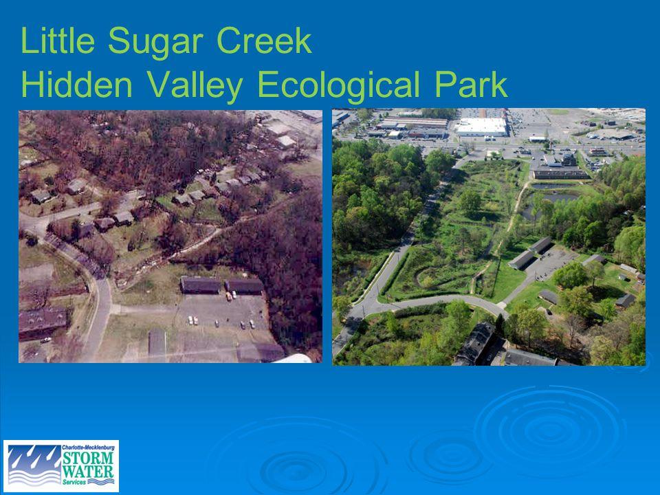 Little Sugar Creek Hidden Valley Ecological Park