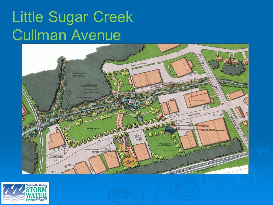Little Sugar Creek Cullman Avenue