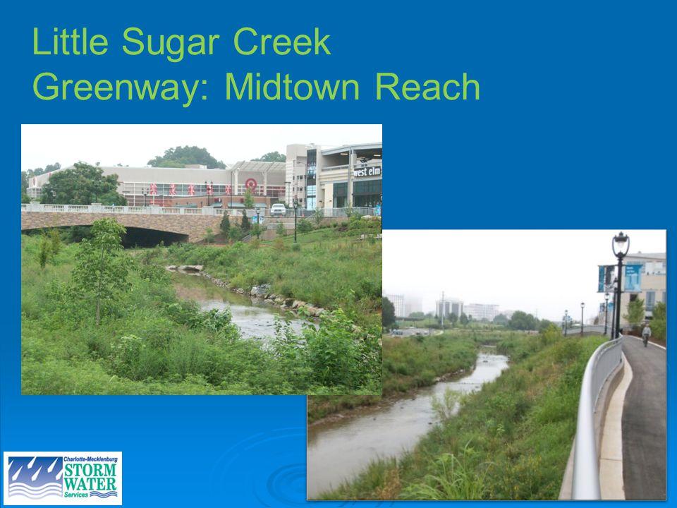 Little Sugar Creek Greenway: Midtown Reach
