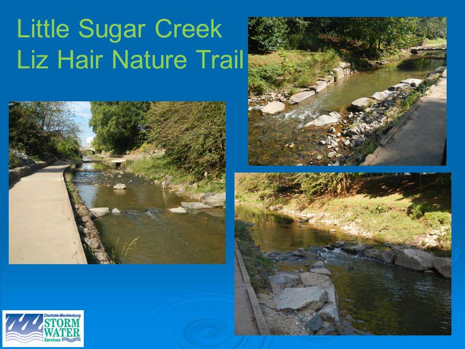 Little Sugar Creek Liz Hair Nature Trail