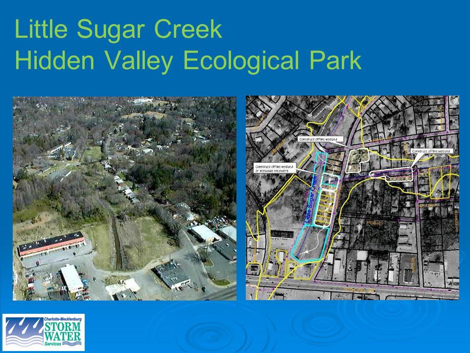 Little Sugar Creek Hidden Valley Ecological Park Site photos