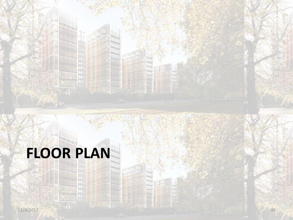 FLOOR PLAN 11/4/201149