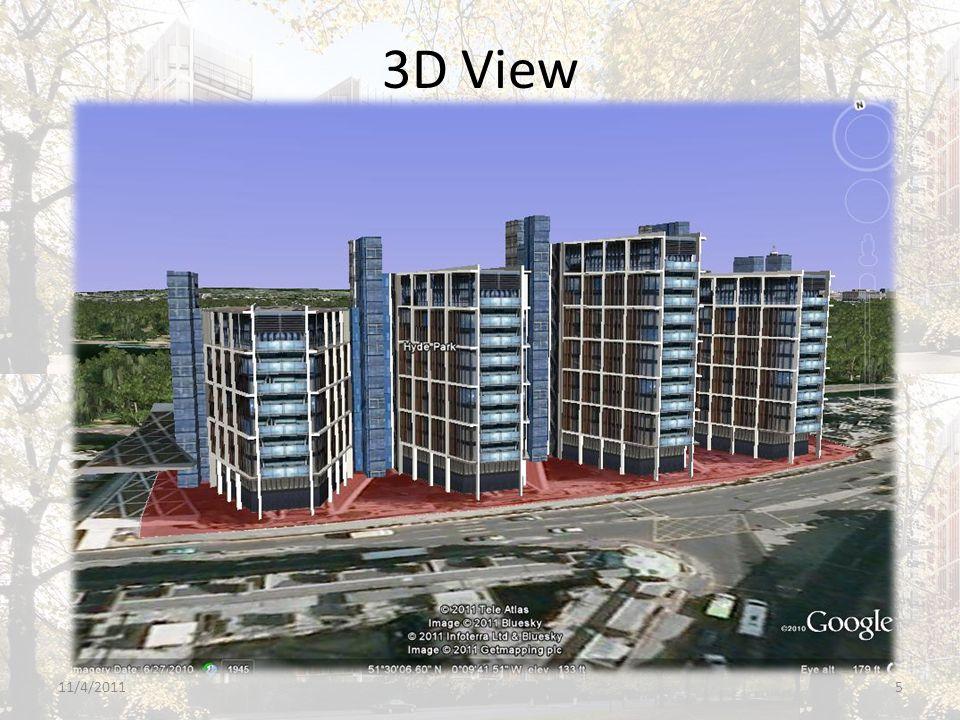 3D View 11/4/20116