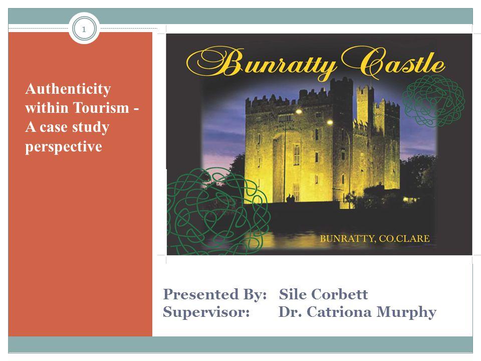 Presented By: Sile Corbett Supervisor: Dr.