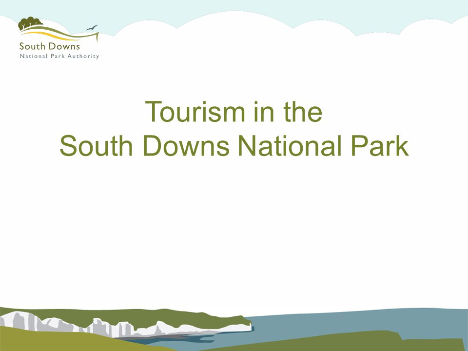 Tourism in the South Downs National Park