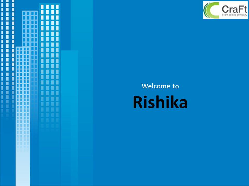 Welcome to Rishika