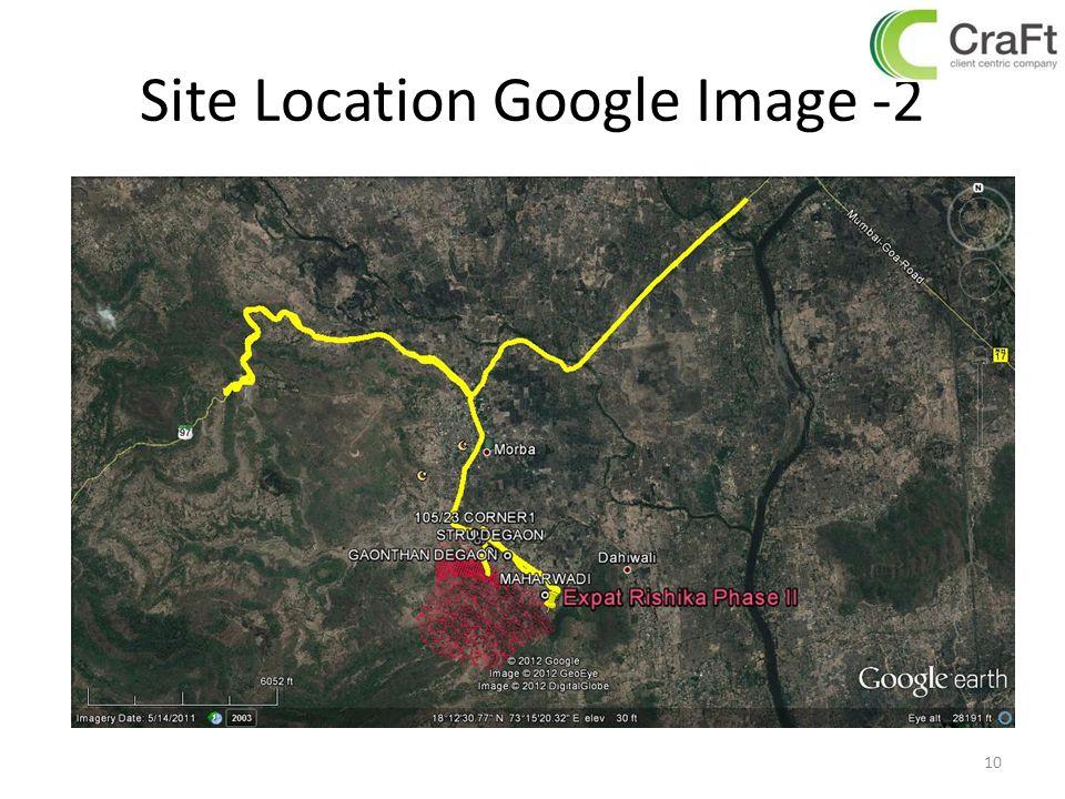 Site Location Google Image -2 10