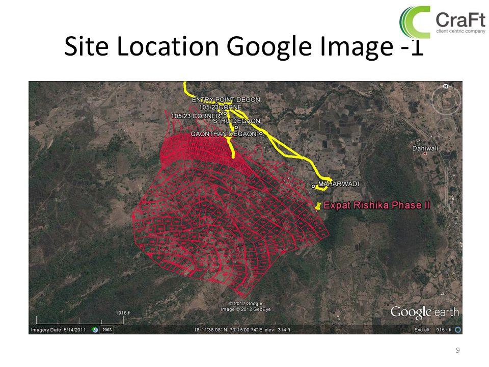 Site Location Google Image -1 9