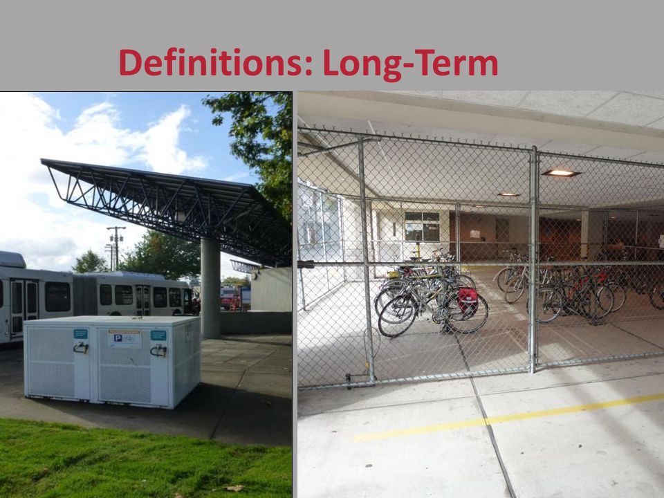 Definitions: Long-Term