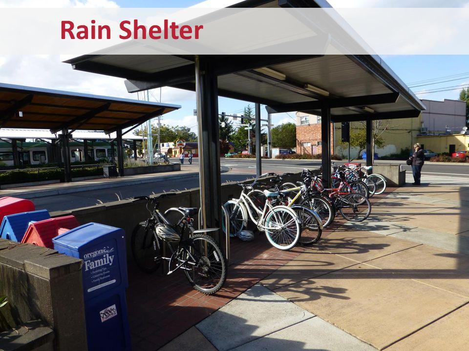Rain Shelter