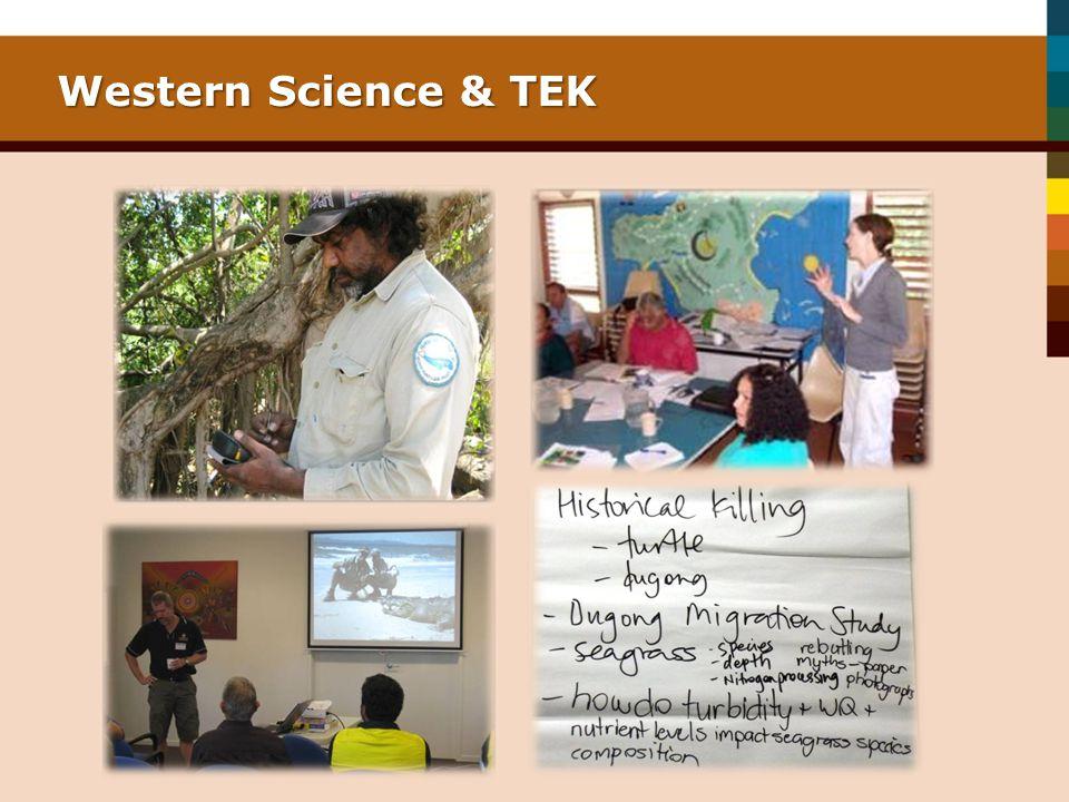 Western Science & TEK