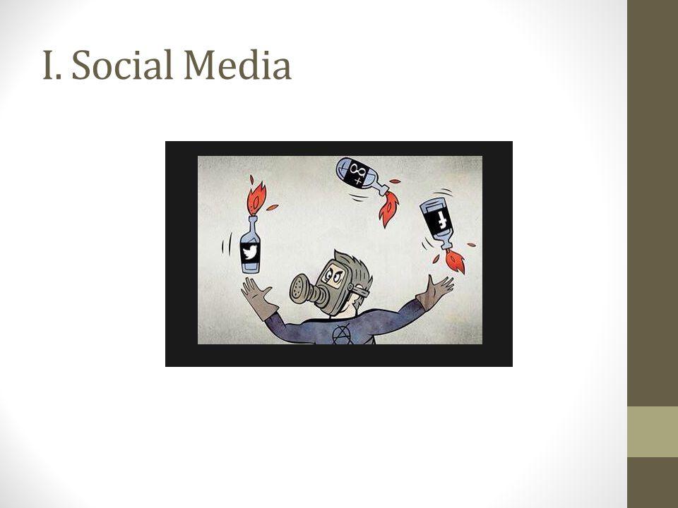 I. Social Media
