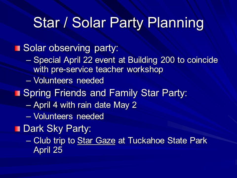 Upcoming Events – APL Club Next Club Meeting – April 16 –Volunteer speaker.