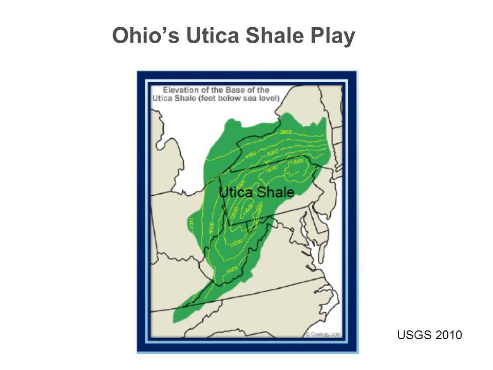 Ohios Utica Shale Play USGS 2010