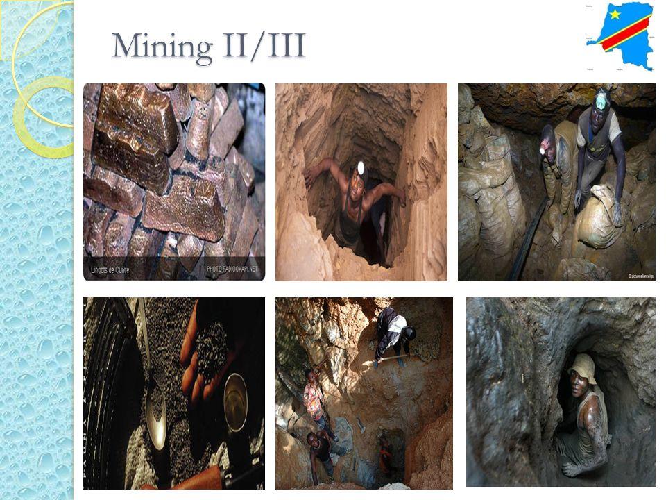 Mining II/III