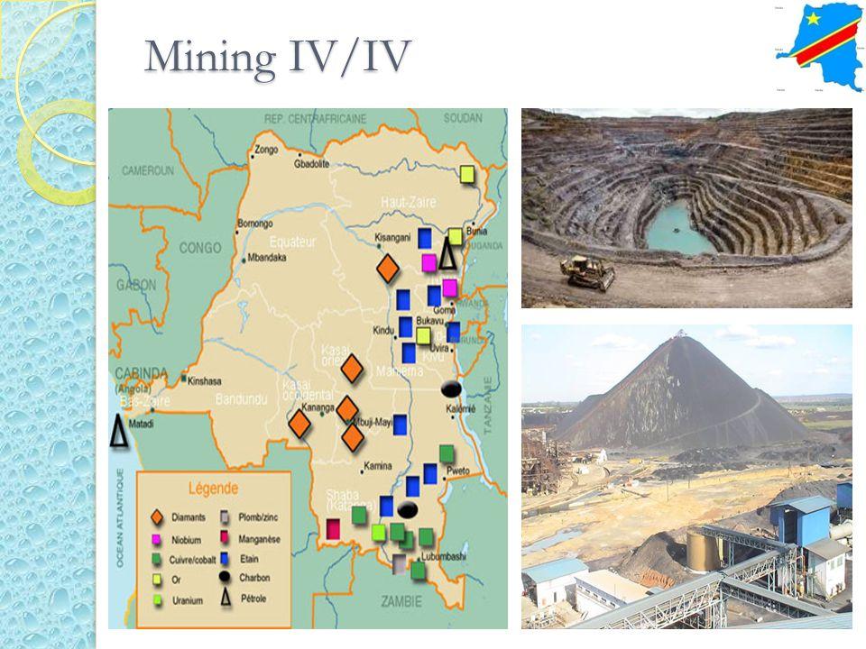 Mining IV/IV