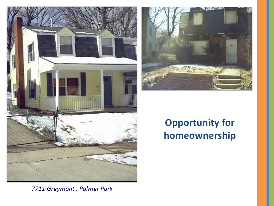 7711 Greymont, Palmer Park Opportunity for homeownership